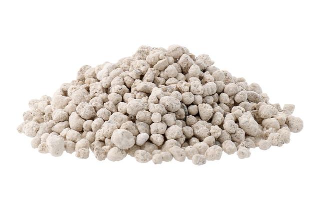 Fertilizante granulado