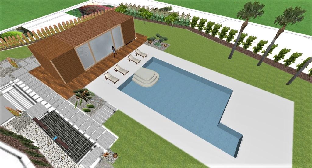 diseñar un jardín